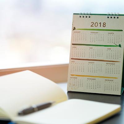 Calendario fiscal 2018: marzo
