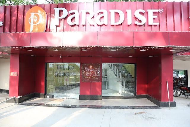PARADISE, THE PRIDE OF NTR GARDENS, REOPENS TODAY AFTER AN EXTENSIVE REDESIGN AND REFURBISHING EFFORT.