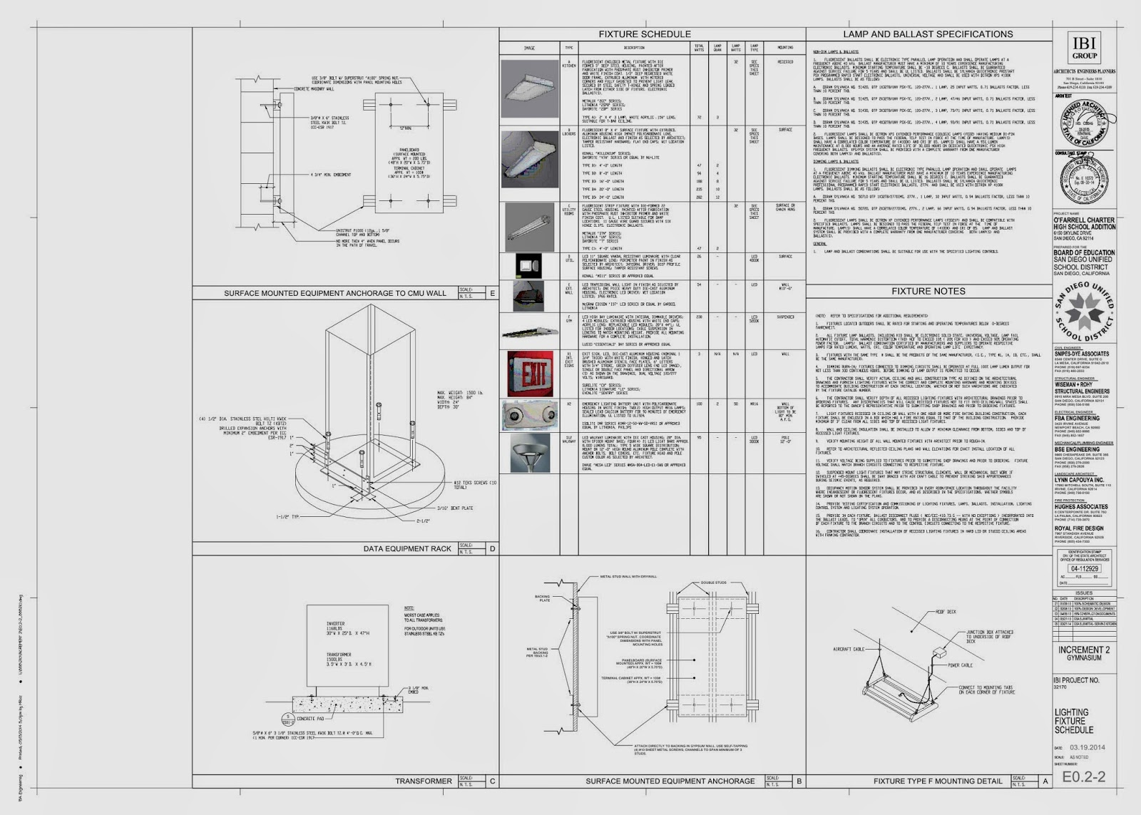Electrical Drafting And Design Portfolio