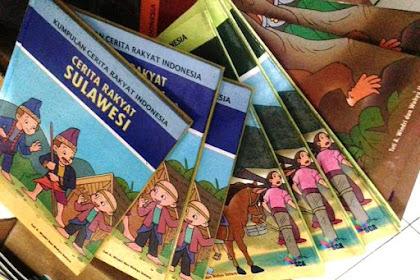 369 Eksemplar Buku Untuk Bacaan Tingkat Sekolah Dasar Perpustakaan Keliling di Solo