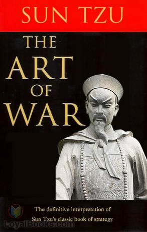 The art of war [pdf] [epub] [kindle].