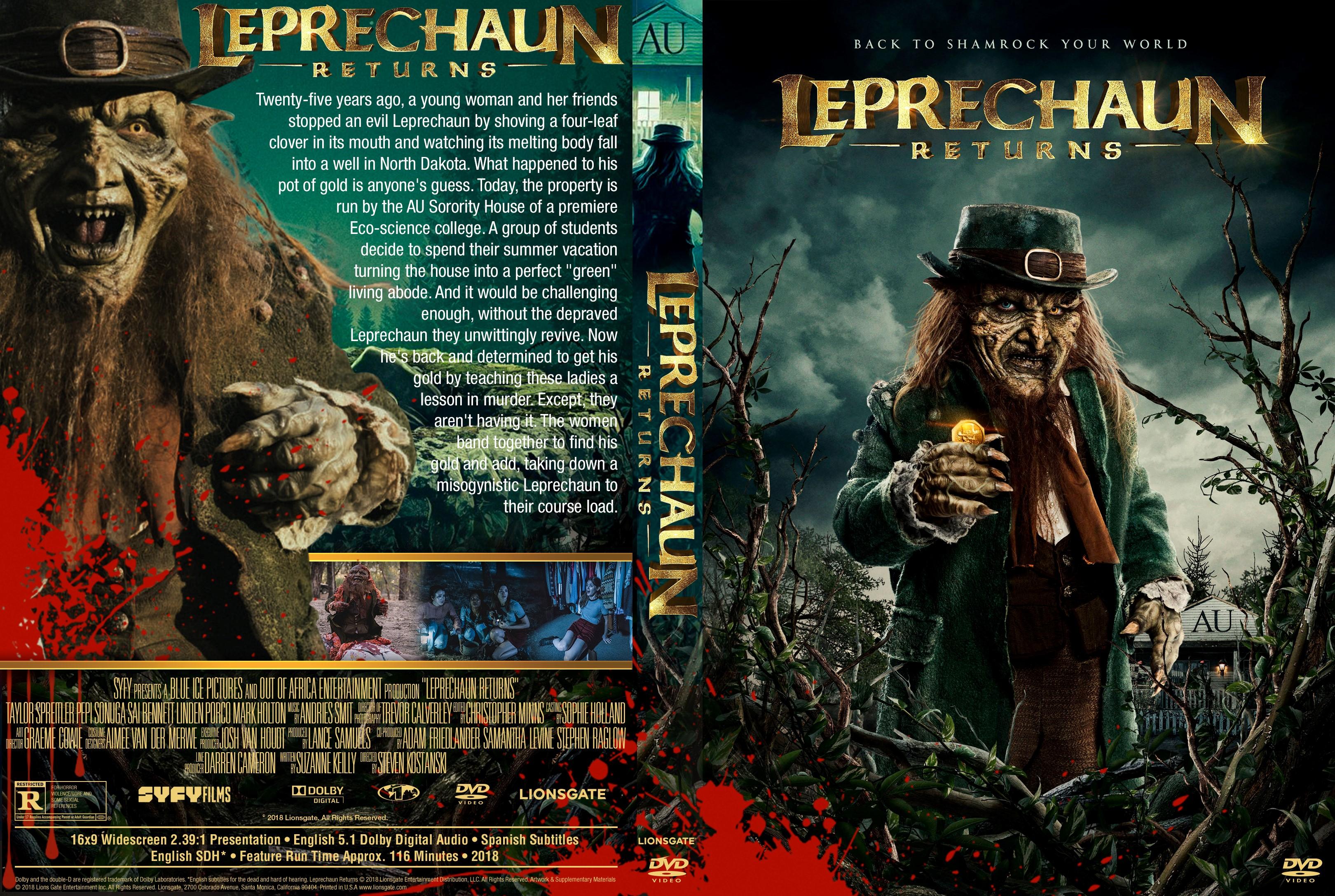 leprechaun 1 full movie english