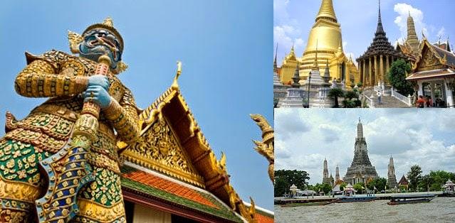 Paket Tour ke Bangkok Murah Meriah untuk 4 Hari 3 Malam