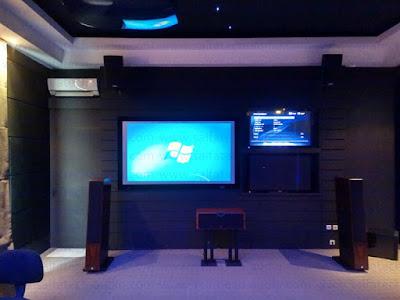 Speaker Home Theater & Karaoke