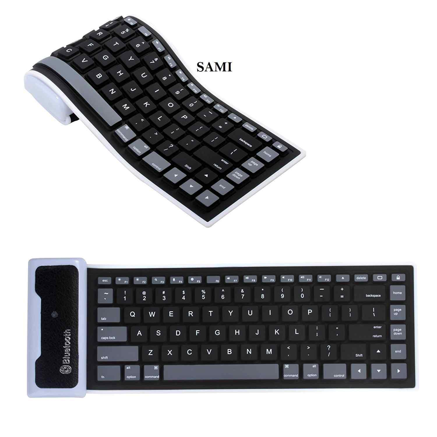 Waterproof Bluetooth Foldable Keyboard Singapore Australia India Usa