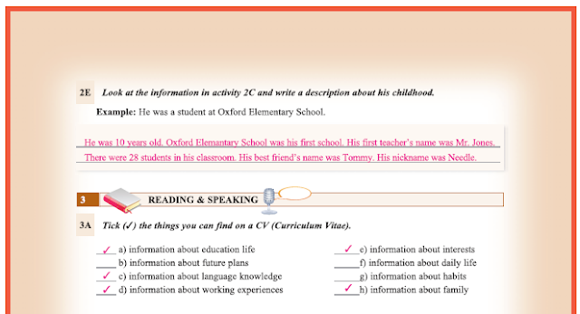 9. Sınıf Yıldırım Yayınları İngilizce A1.1 Ders Kitabı 75. Sayfa Cevapları Theme 6 History