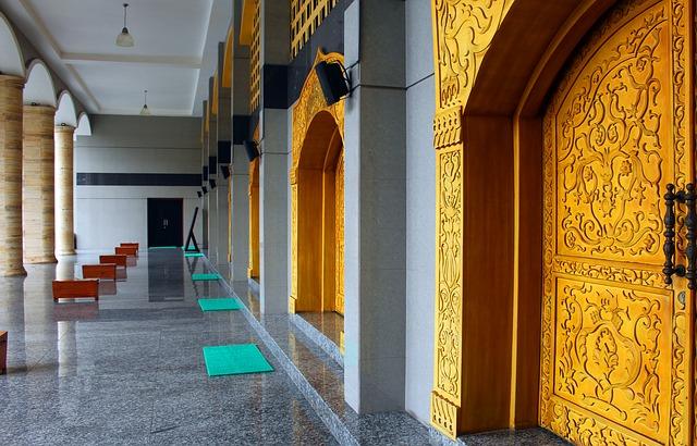 Wisata Religi Islam di Masjid Raya Al Fatah Kota Ambon