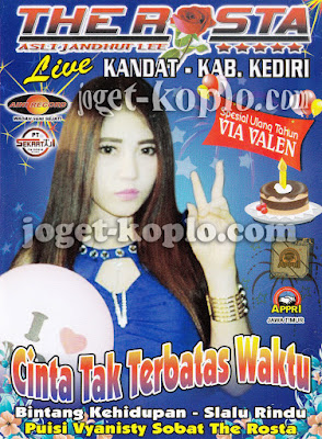 The Rosta Live Kandat Kediri 2016