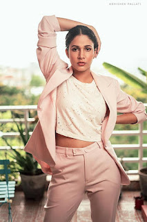 Lavanya Tripathi Photos In New Look