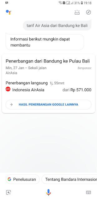 Google Asisten tosutekno