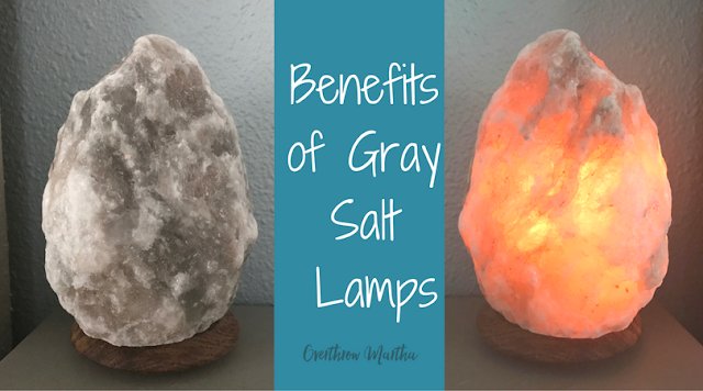 What are the benefits of salt lamps? It's absolutely crazy what they can do for your health, happiness and wellbeing!