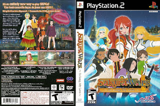 LINK DOWNLOAD GAMES Sakura Wars So Long, My Love ps2 ISO FOR PC CLUBBIT