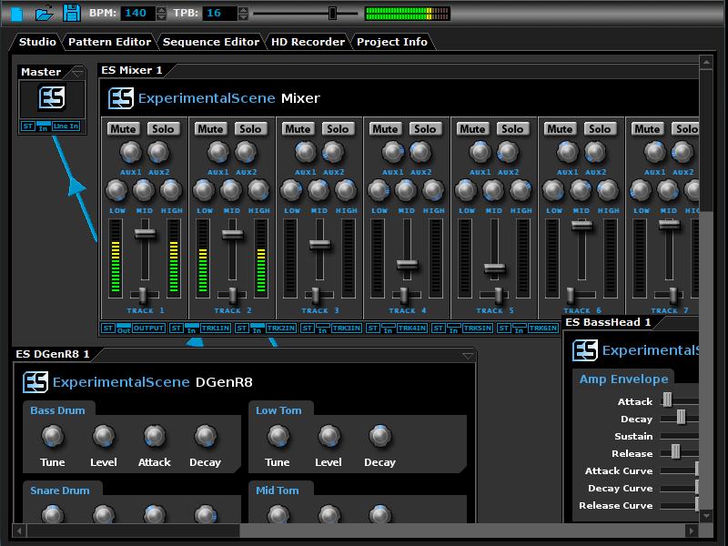 Darkwave Studio Music Software Creator