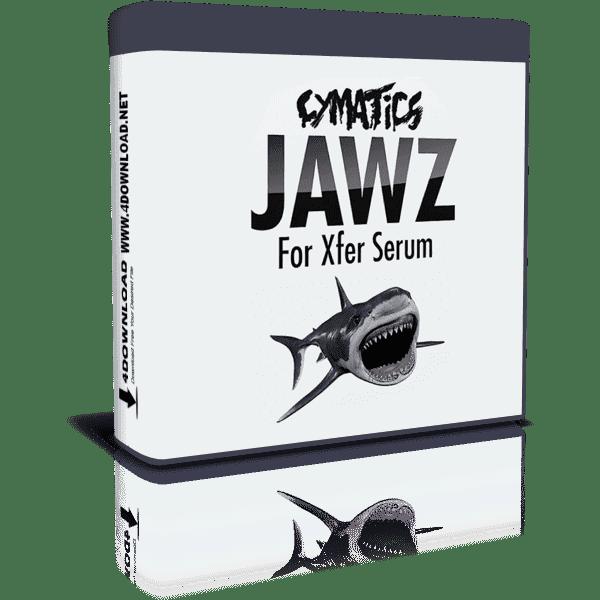 Cymatics - Jawz for Serum