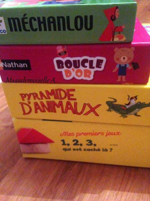 > Méchanlou  > Boucle d'or  > Pyramide d'animaux  > 1,2,3, qui est caché là ?