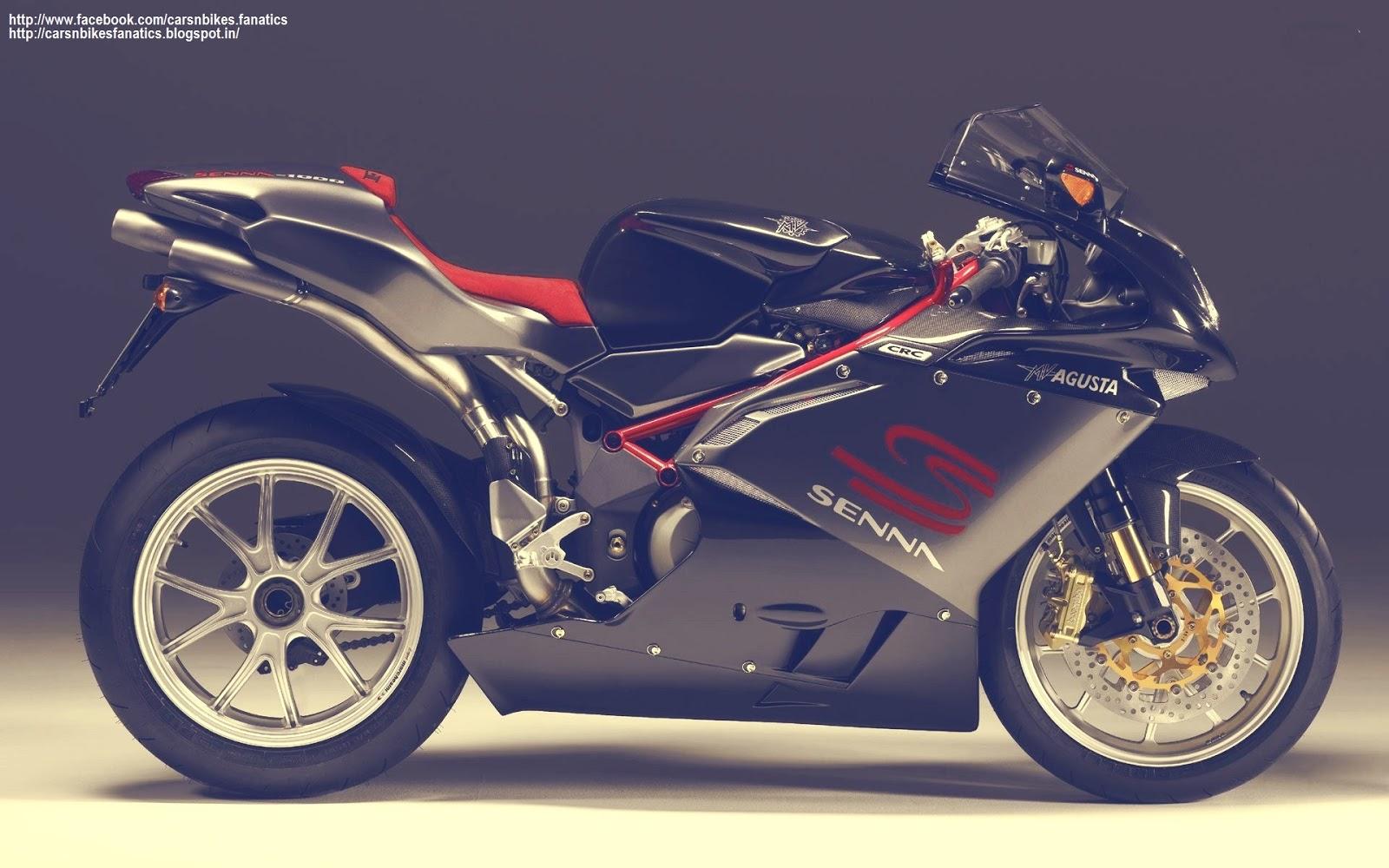 Car & Bike Fanatics: MV Agusta F4 Wallpaper
