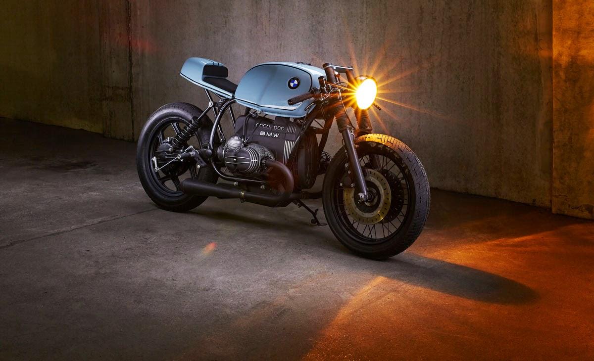 """BMW R80 """"Cafe Racer"""""""