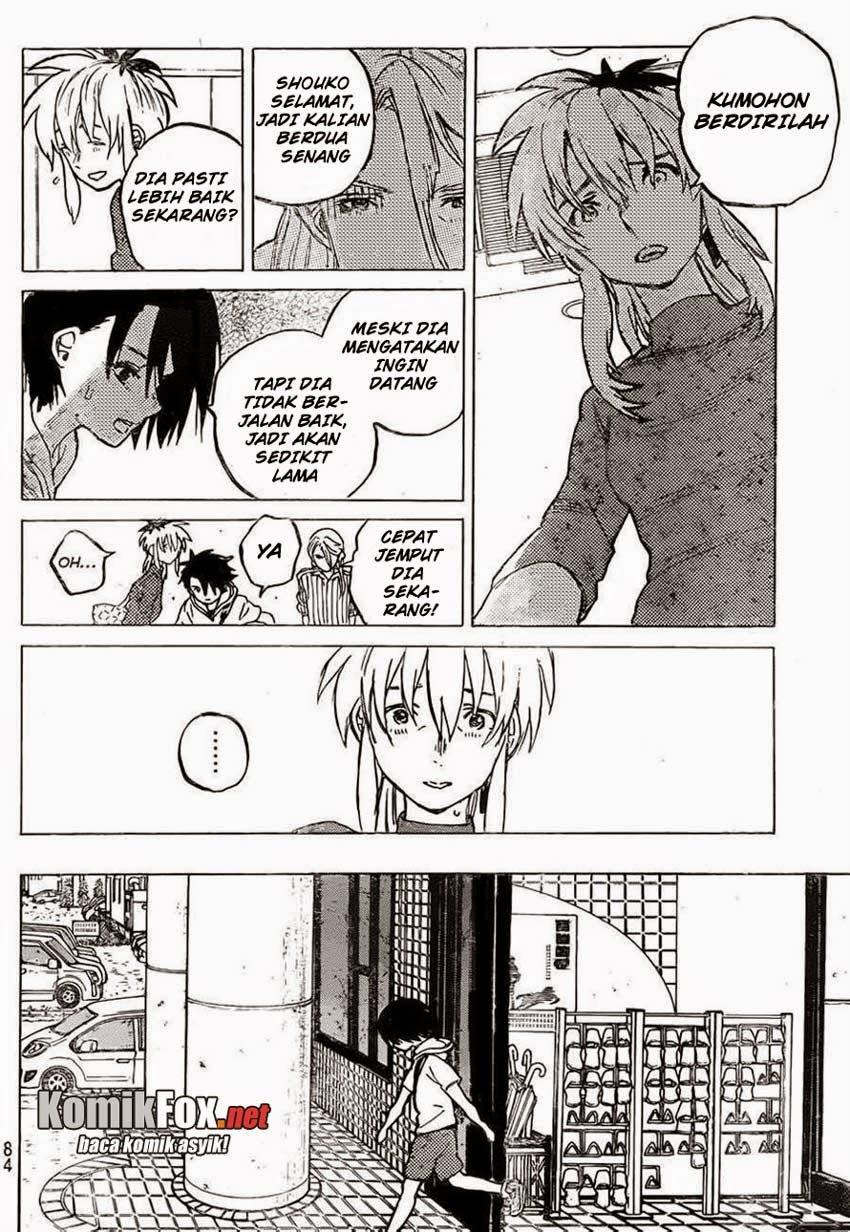Koe no Katachi Chapter 44-8