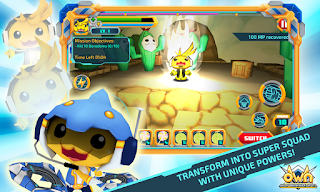 Free Download Own Super Squad apk + data