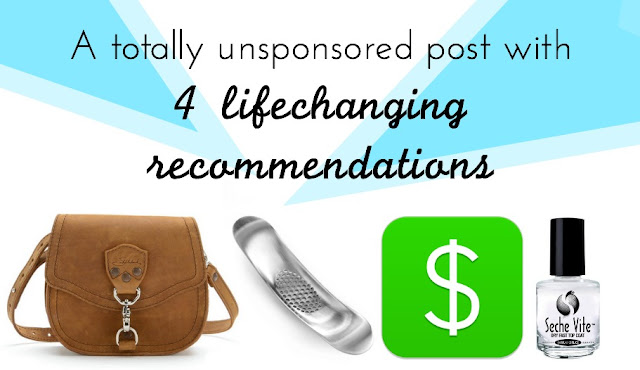 4 things that actually changed my life last year