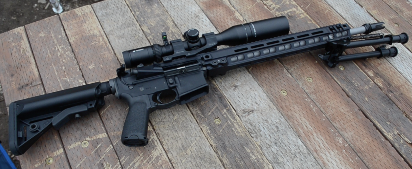 MK12 MOD Awesome SPR Rifle