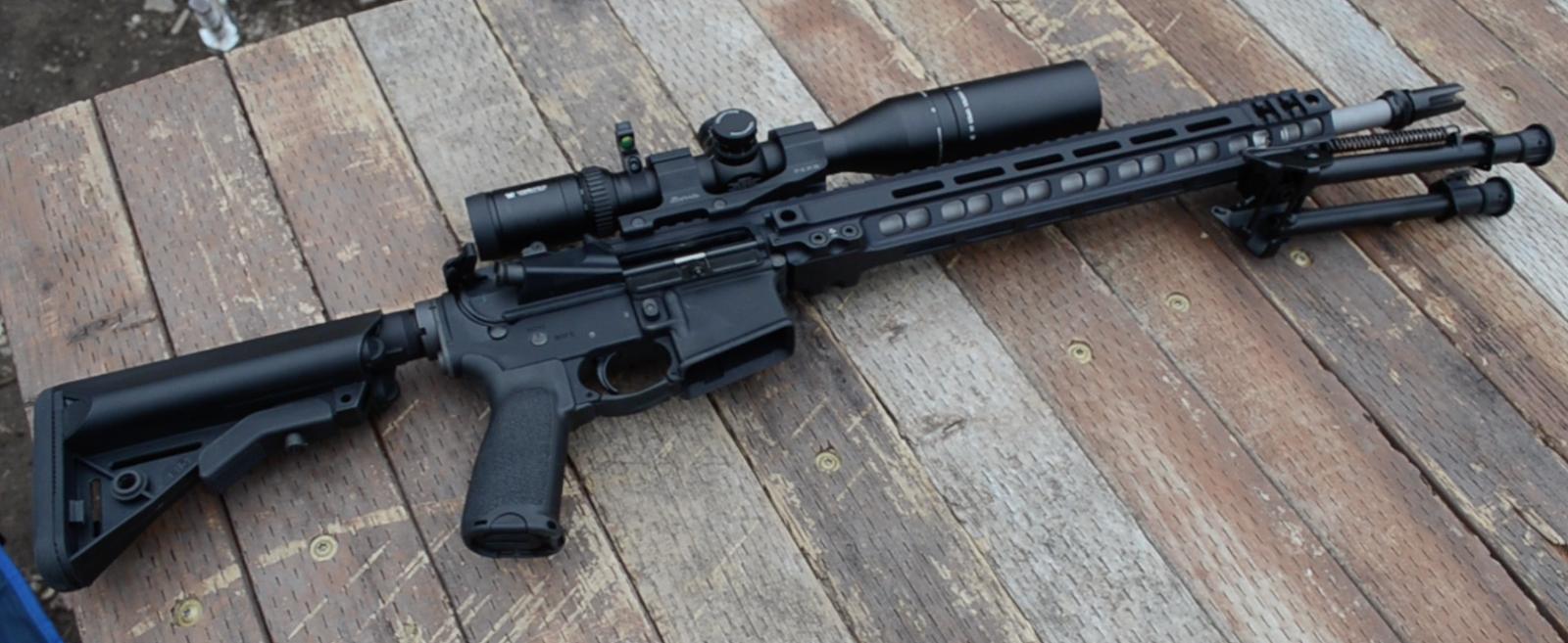 MK12 MOD Awesome SPR Rifle