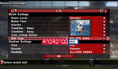 Link Download PES 2017 Patch By Army17 ISO PPSSPP Terbaru