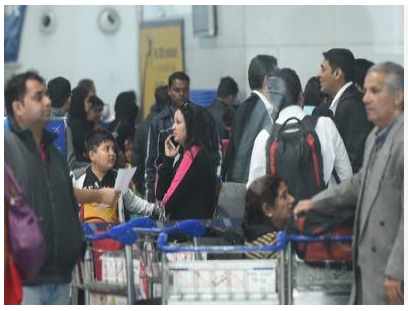 IGI airport first in India to cross 5 crore flyer mark