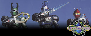 Big Bad Beetleborgs Saban Juuko B-Fighter