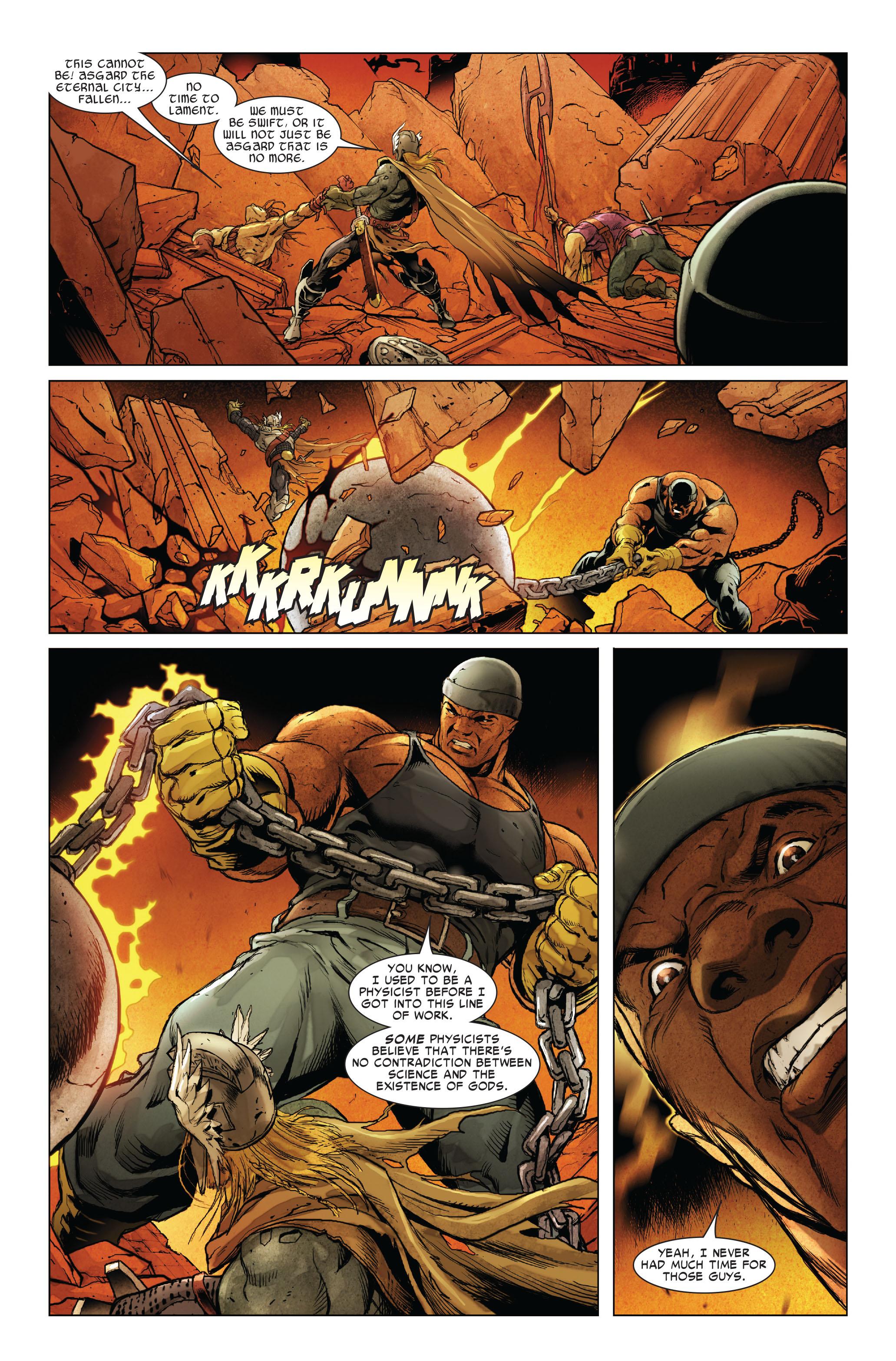 Thor (2007) Issue #609 #22 - English 6