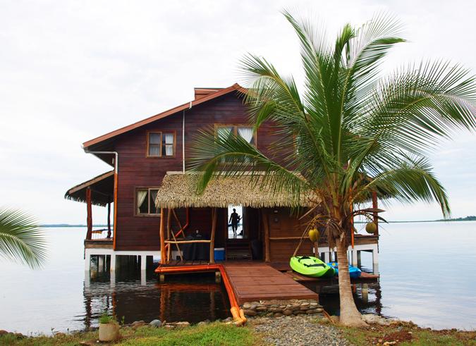 Case del Mar, Bocas