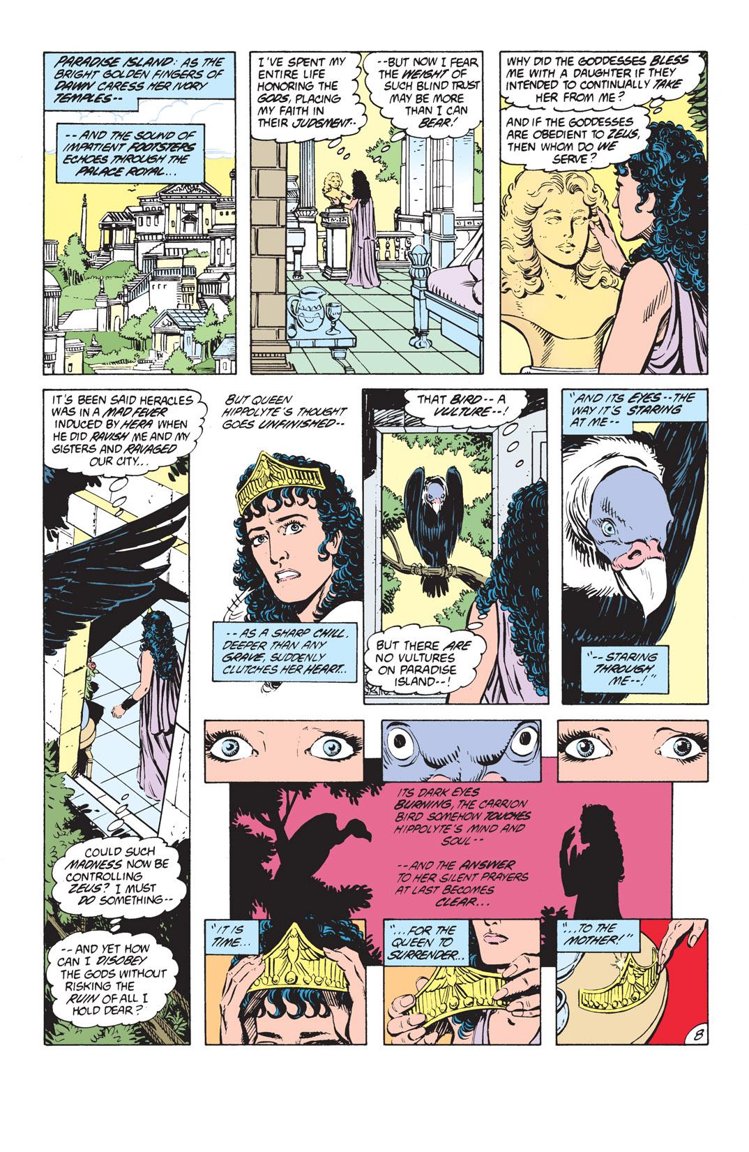 Read online Wonder Woman (1987) comic -  Issue #11 - 8