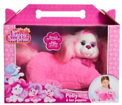 Собака Полли (Polly Puppy Surprise)