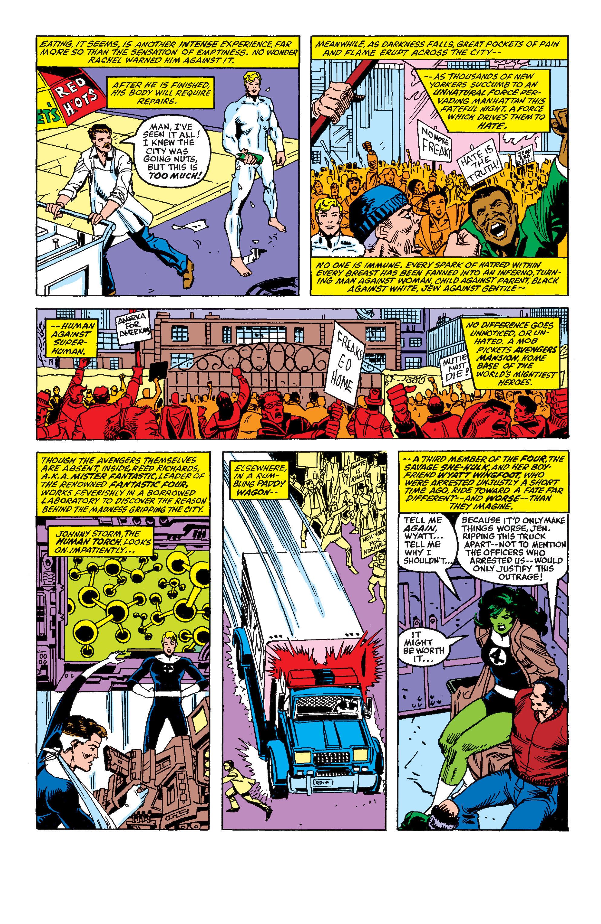 Read online Secret Wars II comic -  Issue #2 - 5