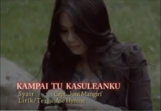 Kord Gitar Lagu Kampai Tu Kasuleanku (Salma Margarteh)