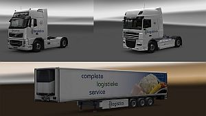 ABC Logistics pack skins