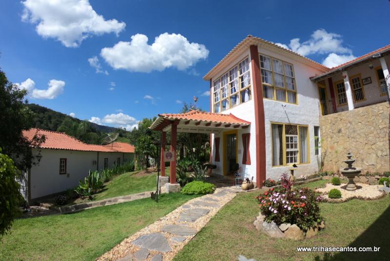 pousada em Tiradentes