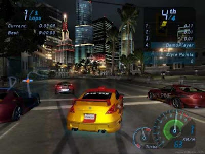 need for speed underground 3 download full version pc game. Black Bedroom Furniture Sets. Home Design Ideas