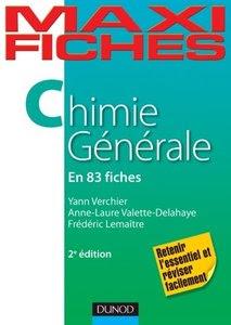 Télécharger Livre Gratuit Maxi fiches - Chimie générale - 83 fiches pdf