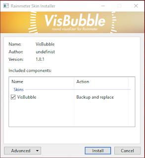 visbubble yükleme