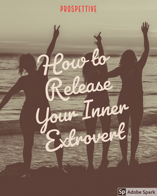 How to Release Your Inner Extrovert