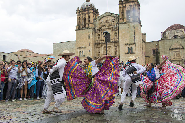 baile jarabe mixteco en oaxaca