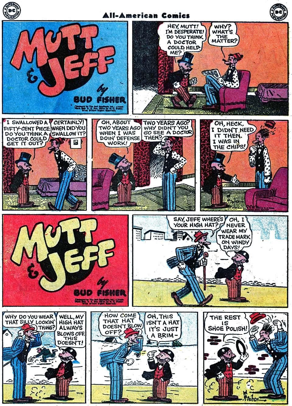 Read online All-American Comics (1939) comic -  Issue #90 - 22