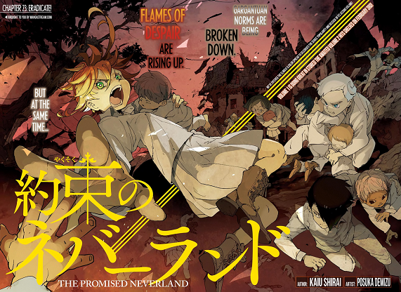 The Promised Neverland The%2BPromised%2BNeverland%2B1