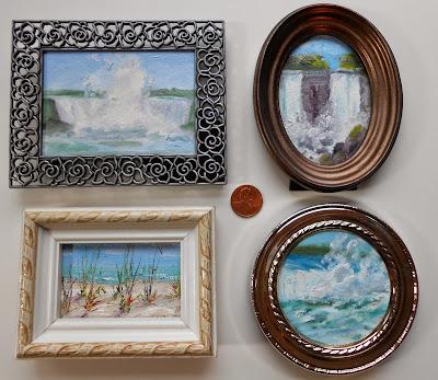 Kathy Schifano, Niagara artist, Niagara souvenir