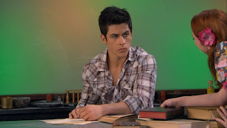 David in Wizards of Waverly Place,Ghost Roommate
