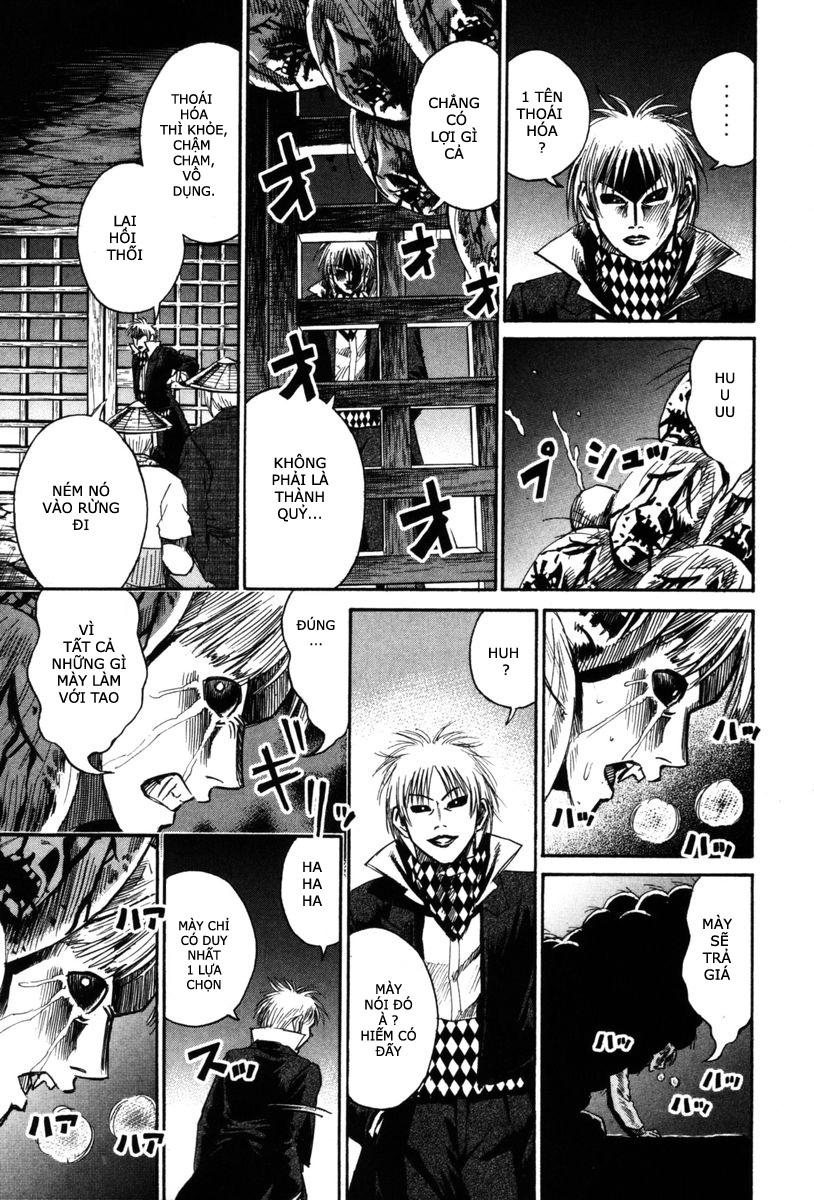 Higanjima chapter 63 trang 17