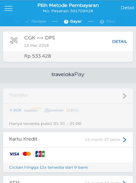 Cara Beli dan Cari Tiket Pesawat Murah di Traveloka