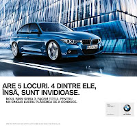 Campanie imagine BMW 2012