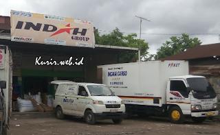 Alamat agen Indah Logistik Cargo di Padang